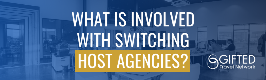 What's Involved with Switching Host Agencies?
