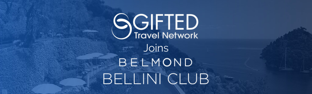 Gifted Travel Network Joins Belmond Bellini Club